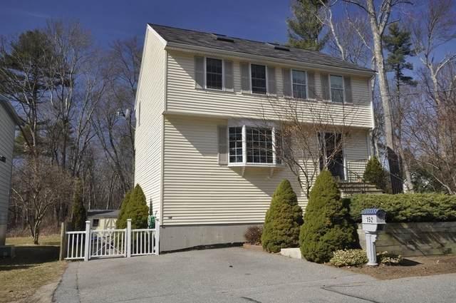 152 Faulkner Ave, Wilmington, MA 01887 (MLS #72759028) :: Kinlin Grover Real Estate