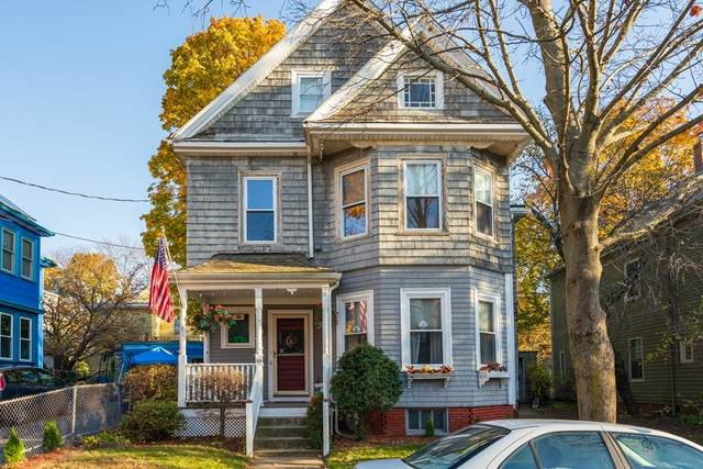 59 Irving St, Somerville, MA 02144 (MLS #72759088) :: DNA Realty Group