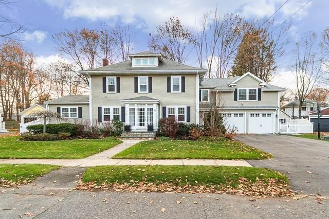 19 Washburn Ave, Needham, MA 02492 (MLS #72759228) :: Cheri Amour Real Estate Group