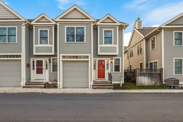 201 Main St #34, Woburn, MA 01801 (MLS #72759243) :: Exit Realty