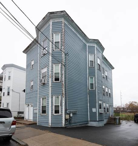 158 Park St #4, Beverly, MA 01915 (MLS #72759271) :: Exit Realty