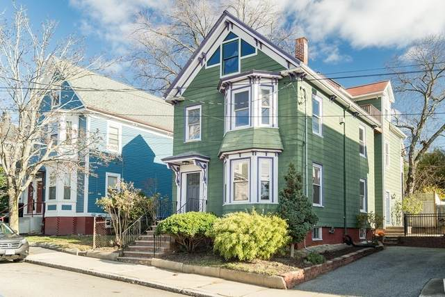 77 Partridge Avenue, Somerville, MA 02145 (MLS #72759300) :: DNA Realty Group