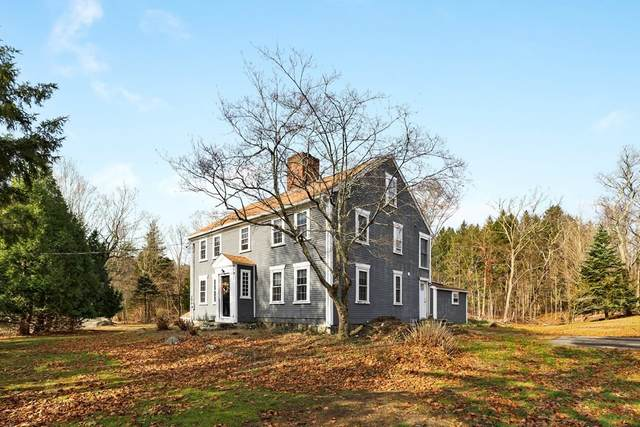 74 Summer St, Rehoboth, MA 02769 (MLS #72759305) :: RE/MAX Vantage