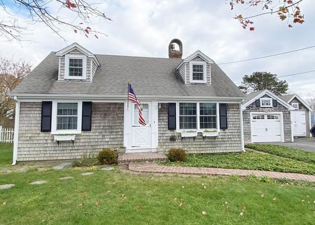 38 Sea Gull Ln, Dennis, MA 02670 (MLS #72759322) :: Kinlin Grover Real Estate