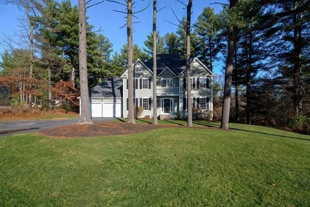 40 Flannery Ln, Wrentham, MA 02093 (MLS #72759346) :: Cosmopolitan Real Estate Inc.
