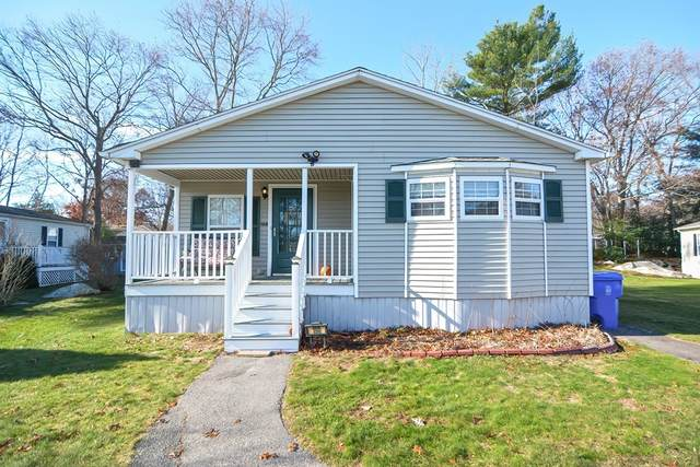 50 Highland Street - Red Oak Terr, Taunton, MA 02780 (MLS #72759397) :: EXIT Cape Realty