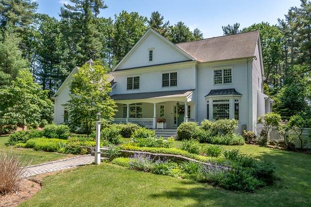 250 South St, Medfield, MA 02052 (MLS #72759434) :: Trust Realty One