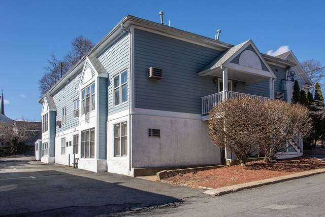 11 Littles Lane #103, Peabody, MA 01960 (MLS #72759475) :: Exit Realty