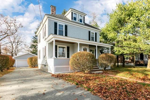 97 Georgia Ave, Lowell, MA 01851 (MLS #72759557) :: Kinlin Grover Real Estate
