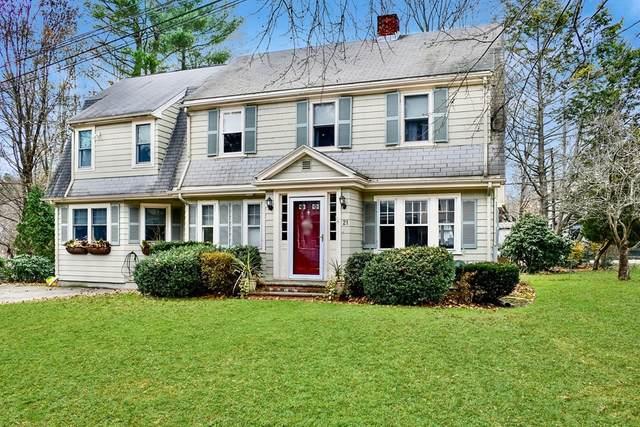 21 Jones Rd, Weston, MA 02493 (MLS #72759621) :: Cheri Amour Real Estate Group