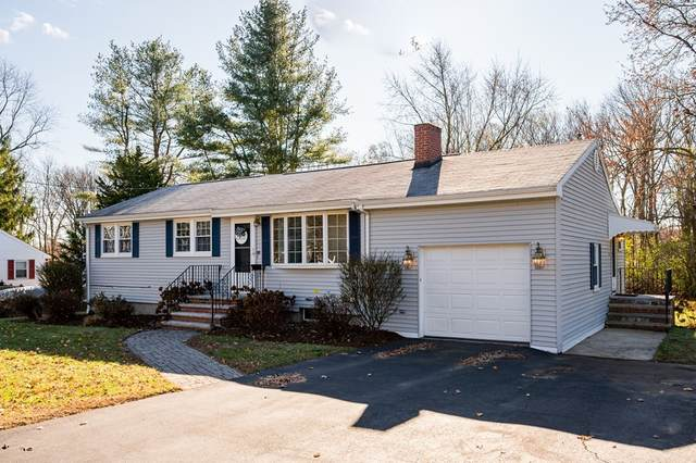 31 Andersen Road, Braintree, MA 02184 (MLS #72759628) :: Dot Collection at Access