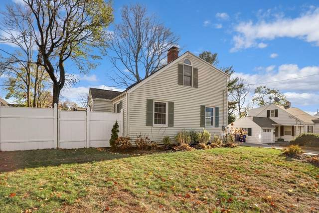 15 Bushnell Ter, Braintree, MA 02184 (MLS #72759645) :: Dot Collection at Access