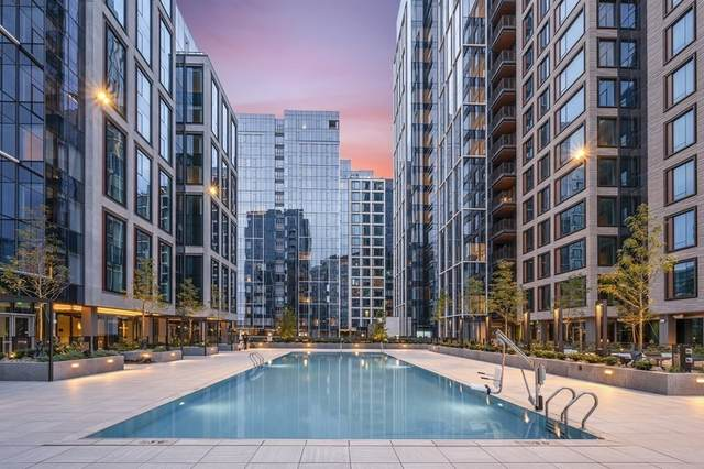 135 Seaport Boulevard #526, Boston, MA 02210 (MLS #72759653) :: The Gillach Group