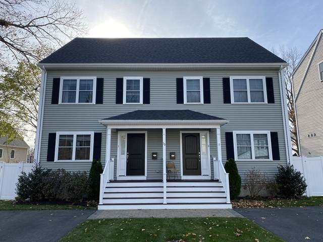 10 Reyem Street #1, Waltham, MA 02453 (MLS #72759701) :: Cheri Amour Real Estate Group