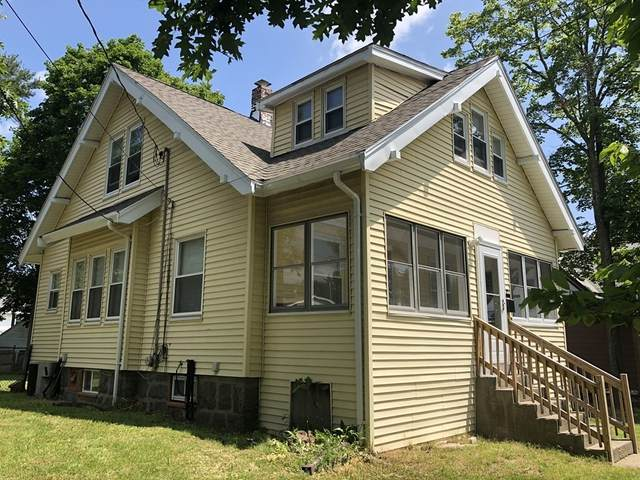 112 Adams St, Braintree, MA 02184 (MLS #72759747) :: Dot Collection at Access