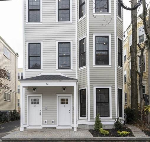 54 Mansfield, Boston, MA 02134 (MLS #72759777) :: Welchman Real Estate Group