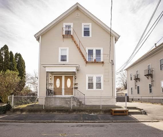 14 Berndt St, Pawtucket, RI 02861 (MLS #72759830) :: Westcott Properties