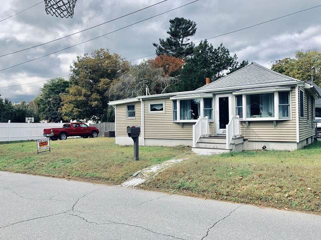 25 Bluejay St., New Bedford, MA 02745 (MLS #72759853) :: Exit Realty