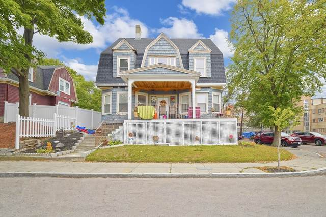 1 Haley St, Boston, MA 02119 (MLS #72759880) :: Dot Collection at Access