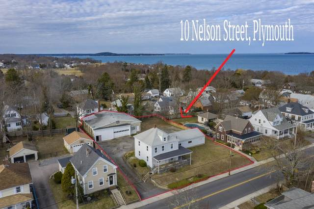 10 & 10R Nelson St, Plymouth, MA 02360 (MLS #72759921) :: Charlesgate Realty Group