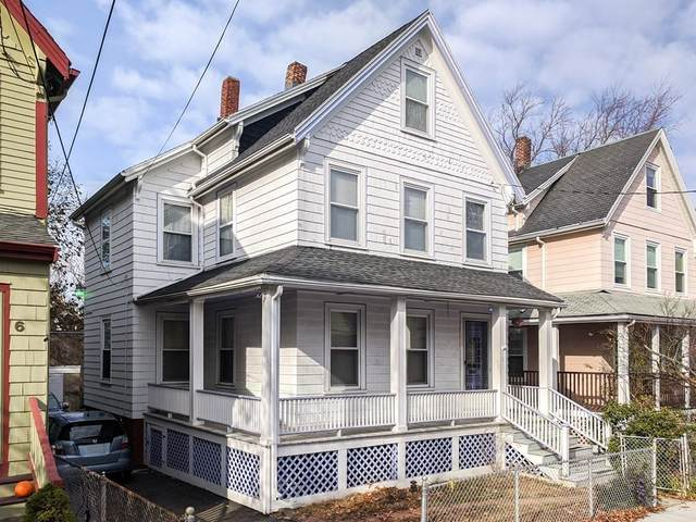 10 James St, Somerville, MA 02145 (MLS #72759940) :: Boylston Realty Group