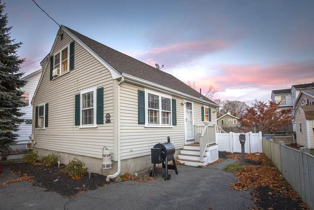 23-A Porter St, Danvers, MA 01923 (MLS #72759955) :: EXIT Cape Realty