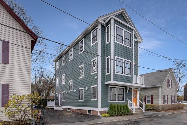 11 Rice Street #1, Salem, MA 01970 (MLS #72759999) :: Exit Realty