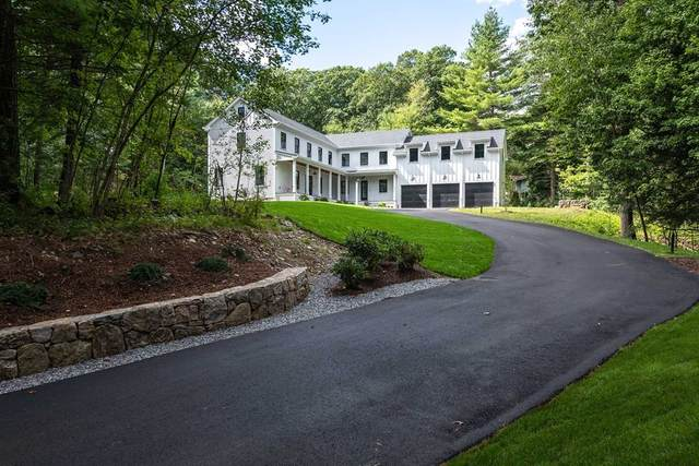60 Old Road, Weston, MA 02493 (MLS #72760034) :: Cheri Amour Real Estate Group