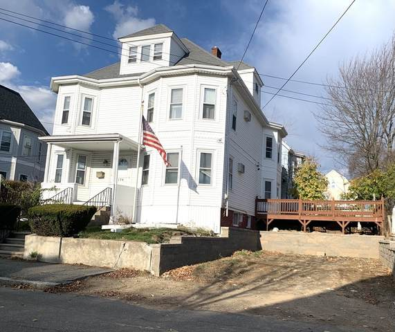 174 Bradstreet Ave, Revere, MA 02151 (MLS #72760116) :: Exit Realty