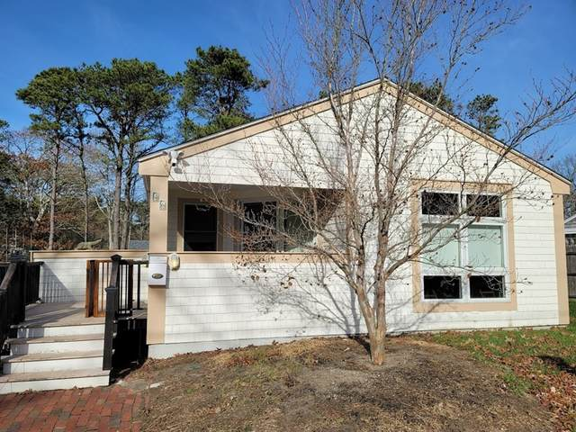 46 Wilfin, Yarmouth, MA 02664 (MLS #72760148) :: Ponte Realty Group