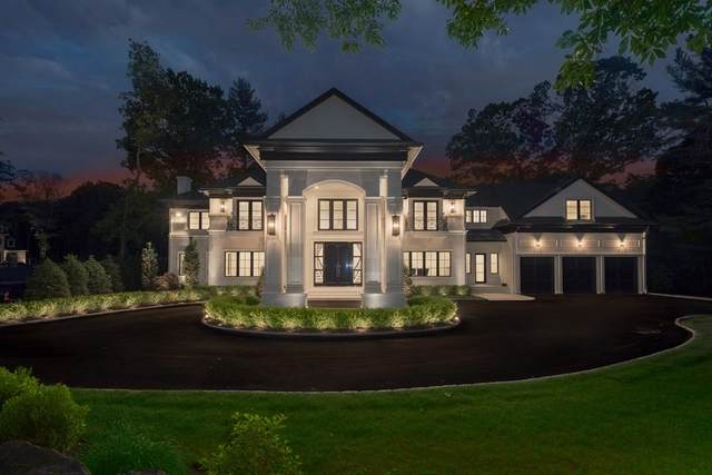 21 Sears Road, Brookline, MA 02445 (MLS #72760155) :: Boylston Realty Group