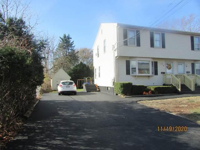 4 Wilson Ave #1, Taunton, MA 02780 (MLS #72760179) :: revolv