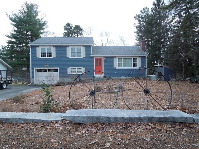 121 Oak Ridge Dr, Ayer, MA 01432 (MLS #72760195) :: Welchman Real Estate Group