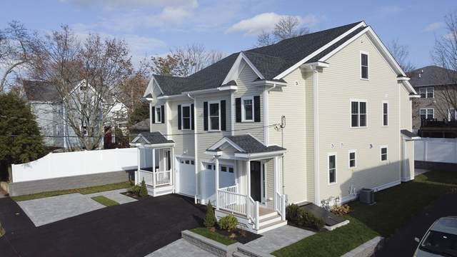 209 West St #1, Needham, MA 02494 (MLS #72760249) :: Cheri Amour Real Estate Group
