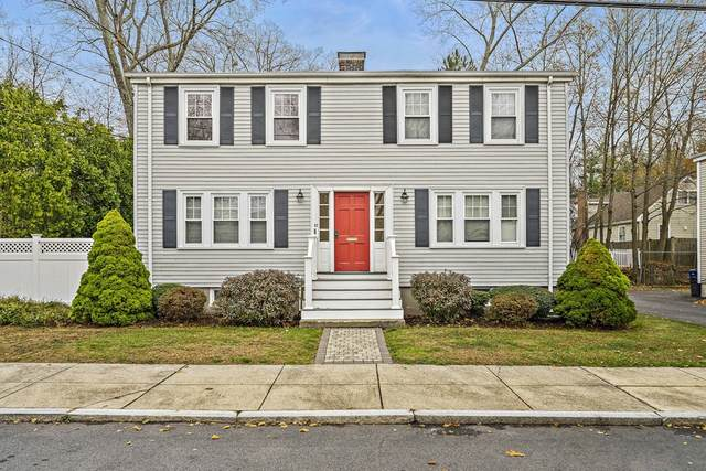 32 Paragon, Boston, MA 02132 (MLS #72760277) :: Re/Max Patriot Realty
