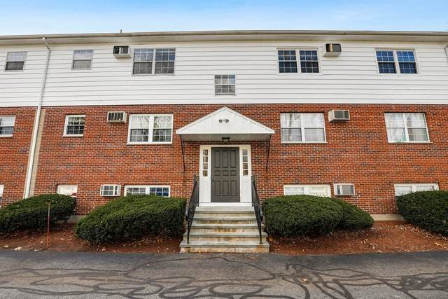 6 Venice St A5, Danvers, MA 01923 (MLS #72760310) :: Exit Realty