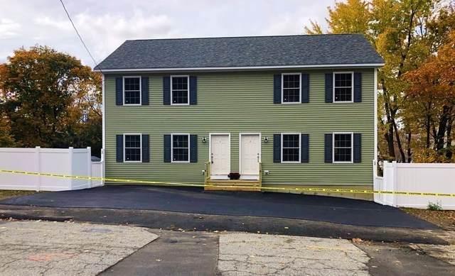 L-118A South Main Street, Orange, MA 01364 (MLS #72760318) :: Maloney Properties Real Estate Brokerage