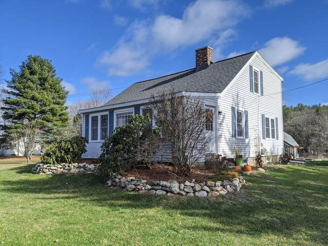 81 South Street, Williamsburg, MA 01096 (MLS #72760368) :: Cosmopolitan Real Estate Inc.
