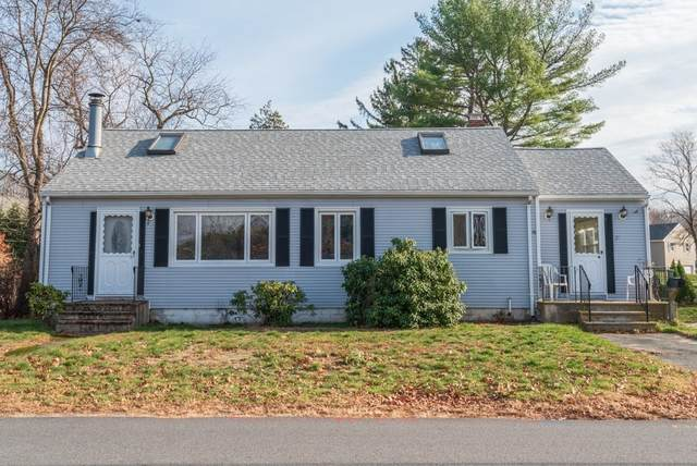 71 Pond Street, Georgetown, MA 01833 (MLS #72760427) :: DNA Realty Group