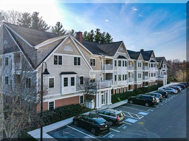 180 Chickering Rd 108C, North Andover, MA 01845 (MLS #72760587) :: Westcott Properties