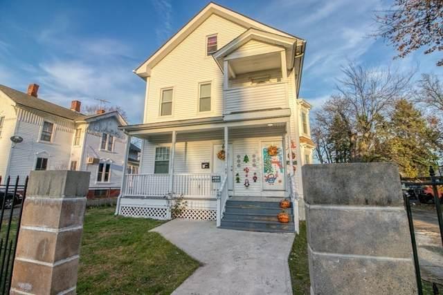 49 Sherman St, Springfield, MA 01109 (MLS #72760589) :: Westcott Properties