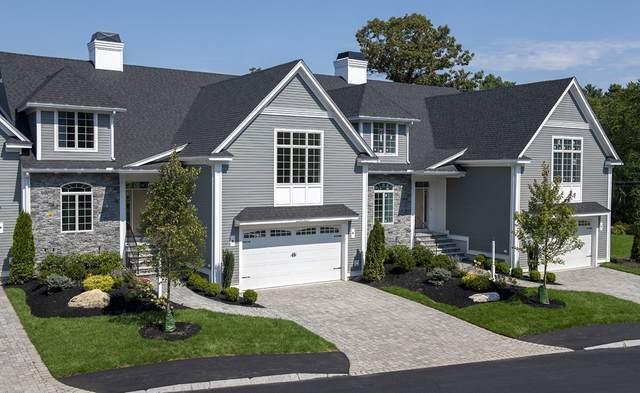 3 Robert Drive 1-2, Andover, MA 01810 (MLS #72760658) :: Cosmopolitan Real Estate Inc.