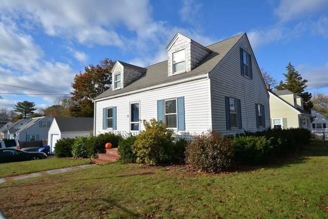 5 Wampatuck Rd, Braintree, MA 02184 (MLS #72760803) :: Cosmopolitan Real Estate Inc.