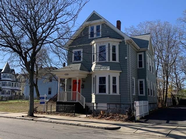 759 Washington St #1, Boston, MA 02124 (MLS #72760885) :: Westcott Properties