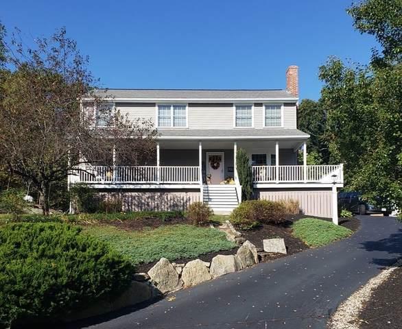 58 Wallen Way, Northbridge, MA 01534 (MLS #72760951) :: Cheri Amour Real Estate Group