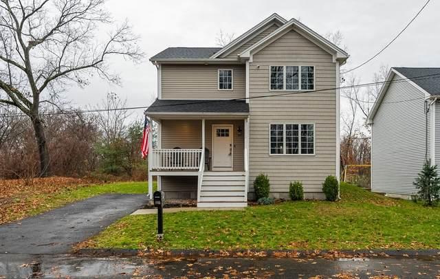 152 Grayson Drive, Springfield, MA 01119 (MLS #72760997) :: Cosmopolitan Real Estate Inc.