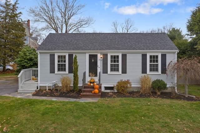 33 Turner Road, Scituate, MA 02066 (MLS #72761028) :: Cosmopolitan Real Estate Inc.