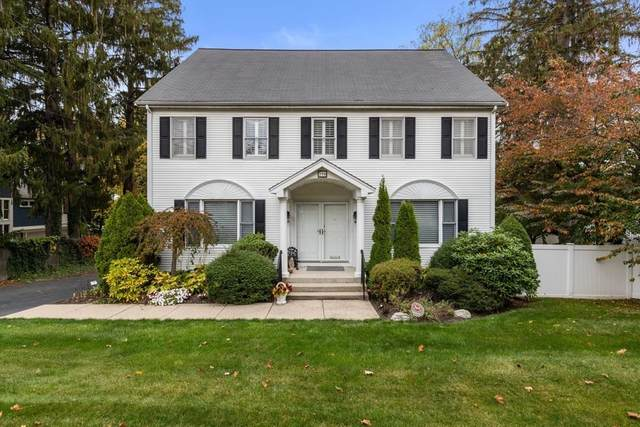 396 Dedham Street, Newton, MA 02459 (MLS #72761139) :: The Duffy Home Selling Team