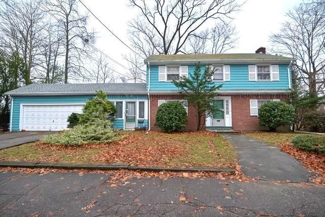 14 Woodland Ave, Brockton, MA 02301 (MLS #72761146) :: Cosmopolitan Real Estate Inc.