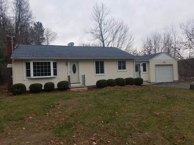 3 Woodridge Rd, Monson, MA 01057 (MLS #72761180) :: Cosmopolitan Real Estate Inc.